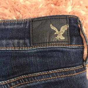 American Eagle Outfitters Jeans - American Eagle Outfitters Dark Blue Jeans